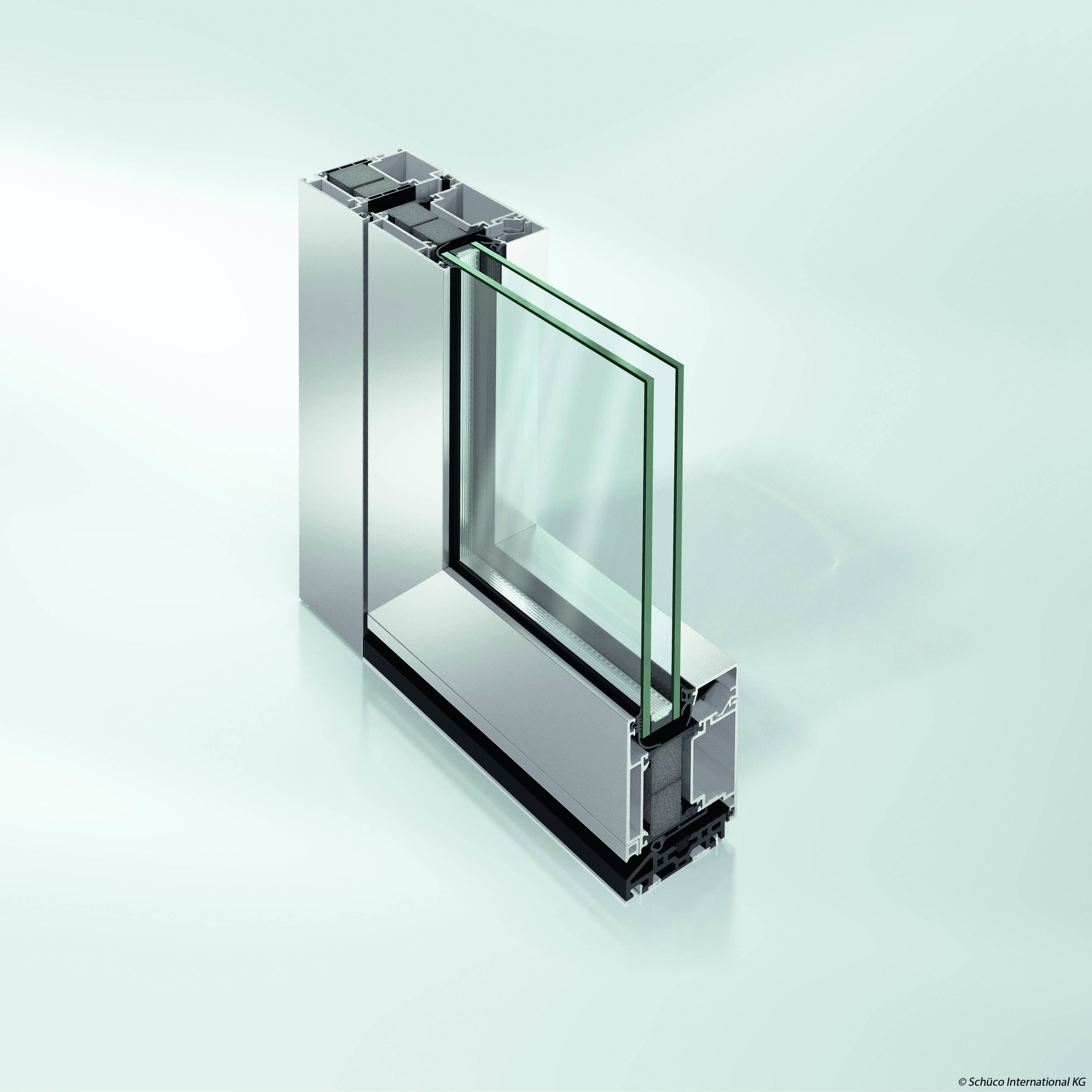 kadro aluminiu sch co ads 75 si hi. Black Bedroom Furniture Sets. Home Design Ideas